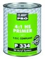 HB BODY PRIMER P334 HS 4:1 šedý 4L